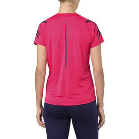asics Icon - Camiseta Running Mujer - rosa